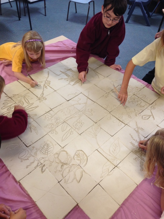 robbo kids plant tiles